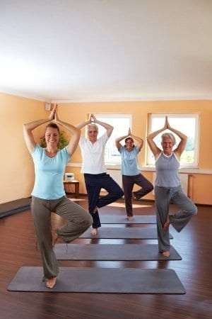 Group Yoga Series / Classes - A Journey Into Health